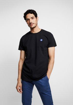 TIMMI - Basic T-shirt - black