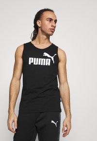 Puma - ESS TANK - Top - puma black - 0
