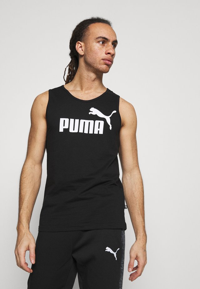 ESS TANK - Top - puma black
