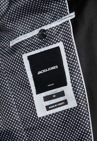 Jack & Jones PREMIUM - JPRSOLARIS SINATRA TUX SUIT SUPER SLIM FIT - Kostym - medieval blue - 10