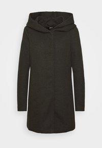 ONLSEDONA - Short coat - rosin melange