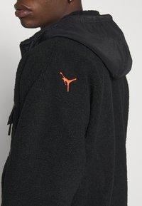 Jordan - Fleece jacket - black - 5