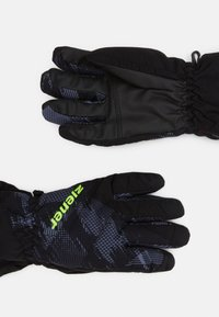 Ziener - AGIL GLOVE JUNIOR UNISEX - Gloves - black - 1