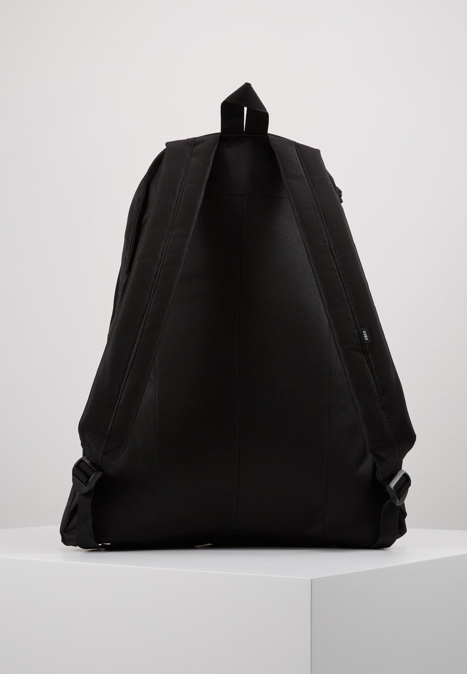 Obey Clothing CONDITIONS UTILITY DAY PACK - Ryggsekk - black/svart mni3RTJHjRQaLXc