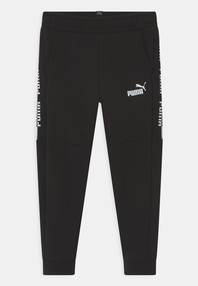 Puma - AMPLIFIED UNISEX - Pantalones deportivos - puma black