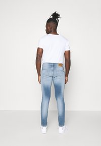 Diesel - D-STRUKT - Jeans Skinny Fit - light blue - 2