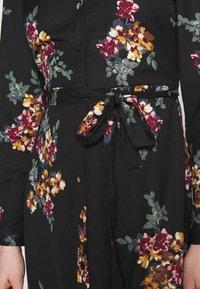 Vero Moda - VMNEWALLIE DRESS  - Maxi dress - black - 4
