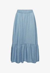 edc by Esprit - A-line skirt - blue light washed - 6