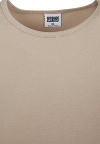 Urban Classics - Print T-shirt - warm sand - 3