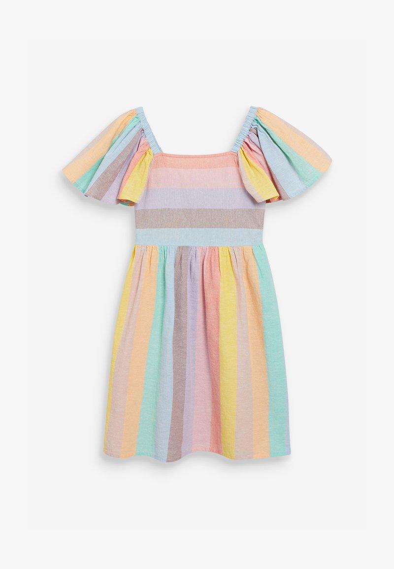 Next - RAINBOW  - Day dress - multi-coloured
