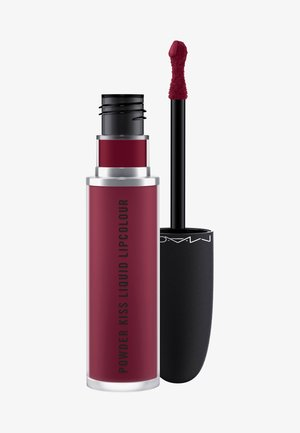 POWDER KISS LIQUID LIPCOLOUR - Liquid lipstick - burning love
