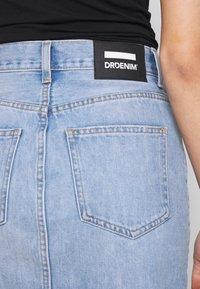 Dr.Denim - MALLORY SKIRT - Denim skirt - destiny blue - 4