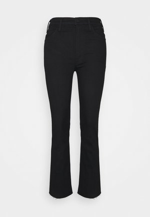 THE HUSTLER ANKLE FRAY - Jeans Skinny Fit - black