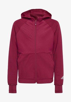 Zip-up hoodie - powber/msilve