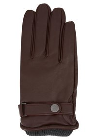 Pier One - TOUCH SCREEN - Gloves - dark brown - 1