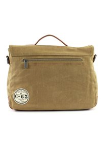 Camp David - OLD HARBOR BUSINESS CROSSOVER - Briefcase - sand - 1