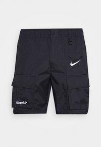 Nike Sportswear - Kraťasy - black - 0
