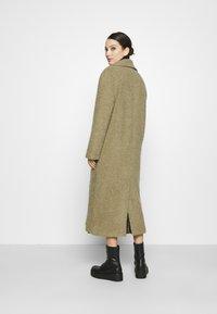 EDITED - MAIDA COAT - Classic coat - grün - 2