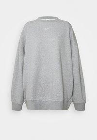 Sweatshirt - dark grey heather