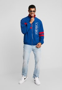 Perry Ellis America - STRIPE TRACK - Training jacket - estate blue - 1