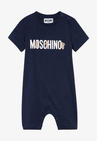 MOSCHINO - ROMPER - Jumpsuit - navy blue - 3