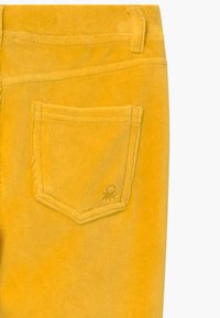 Benetton - BASIC GIRL - Kalhoty - yellow - 2
