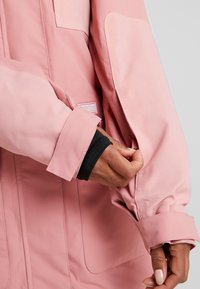 DC Shoes - PANORAMIC - Snowboard jacket - dusty rose - 4