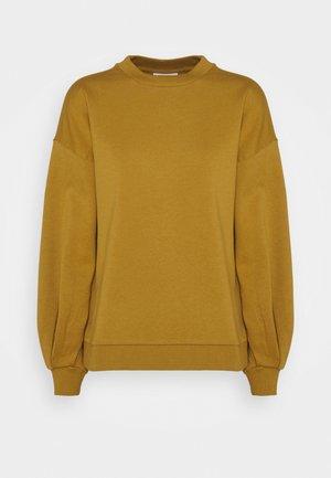 VMNOA ONECK - Sweatshirt - dried tobacco