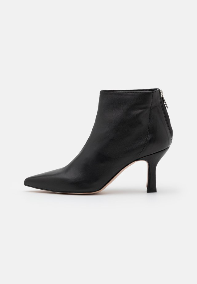 CUMBIA - Ankle boot - cuir/noir