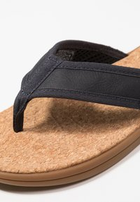 UGG - SEASIDE - T-bar sandals - navy - 5