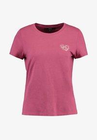 Vero Moda - VMCOMO FRANCIS - Print T-shirt - hawthorn rose - 4