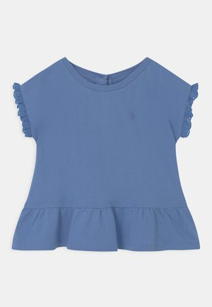 T-shirt con stampa - rig blue