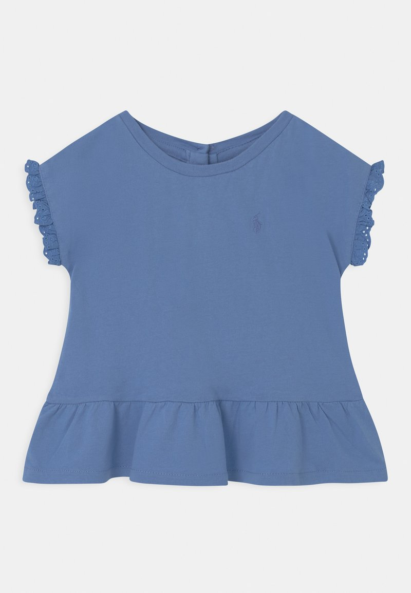 Polo Ralph Lauren - Print T-shirt - rig blue
