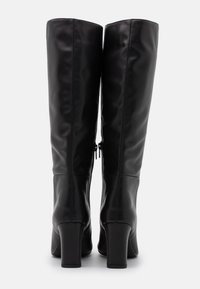 Unisa - USTED - High heeled boots - black - 3