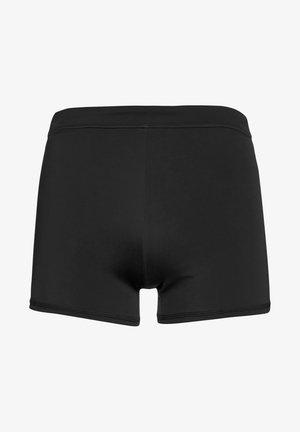 Swimming trunks - true black