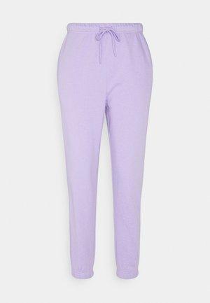 PCCHILLI - Tracksuit bottoms - lavendar