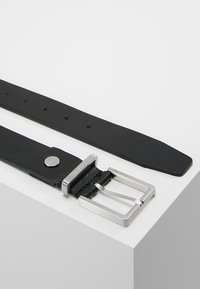 Calvin Klein - CASUAL BELT - Vyö - black - 2
