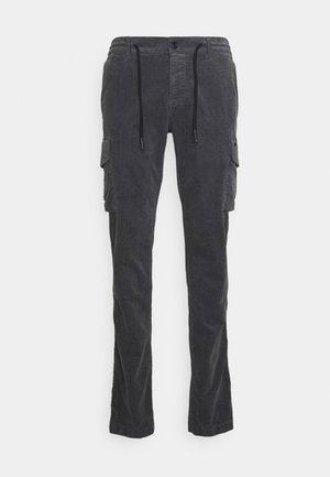 CHILEJOGGER - Cargo trousers - grau