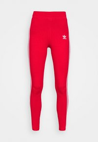 adidas Originals - Leggings - Trousers - scarlet - 3