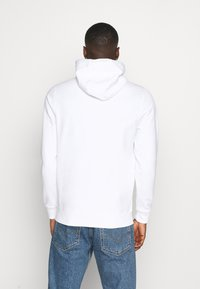 Tommy Jeans - ESSENTIAL GRAPHIC HOODIE - Sweat à capuche - white - 2