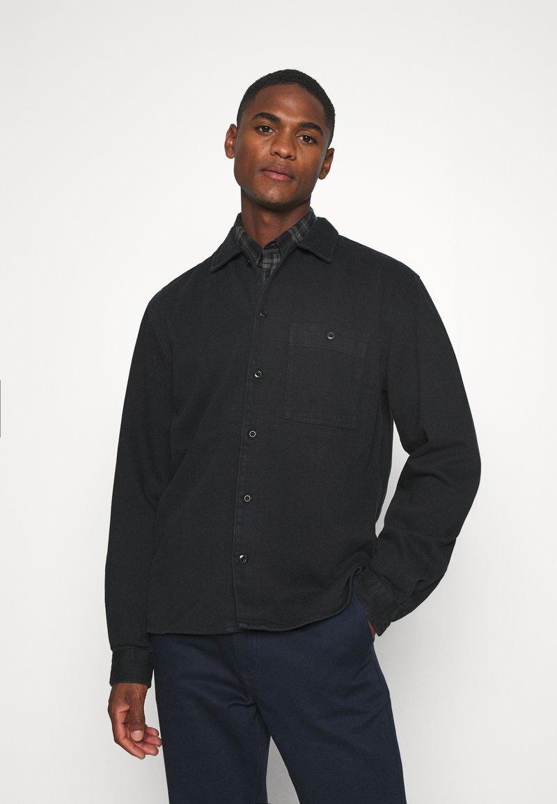 Selected Homme - SLHLOOSEJACE - Summer jacket - dark sapphire