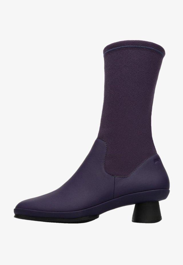 ALRIGHT - Laarzen - purple