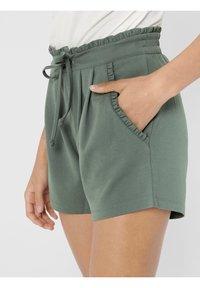 JDY - JDYNEW CATIA - Shorts - castor gray - 3
