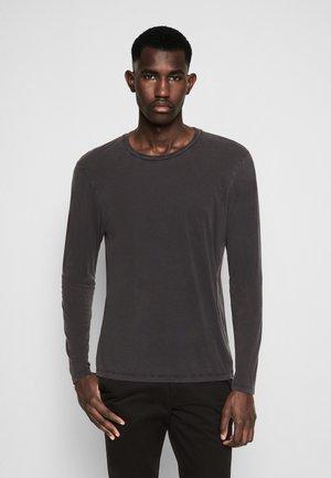 EDWARDS - T-shirt à manches longues - black