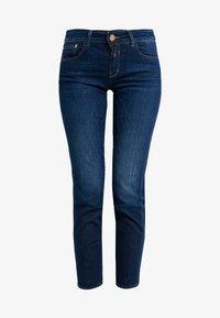 CLOSED - BAKER - Džíny Slim Fit - dark blue - 4