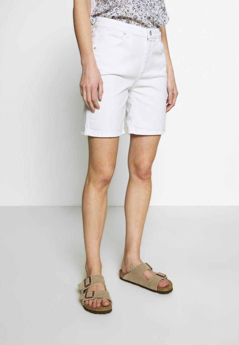 Marc O'Polo - Denim shorts - white