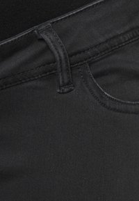 MAMALICIOUS - MLNOAH SLIM FIT - Vaqueros slim fit - black - 2