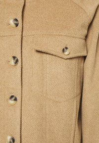 Selected Femme - SLFMADDY JACKET - Classic coat - tigers eye - 2