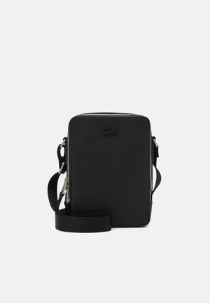 VERTICAL CAMERA BAG UNISEX - Across body bag - noir