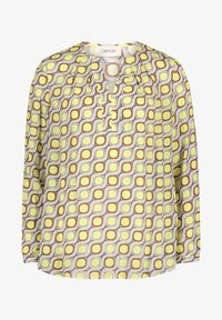 Cartoon - MIT MUSTER - Blouse - taupe/yellow - 3